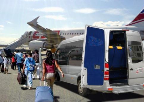 Трансфер в аэропорт в Ростове-на-Дону